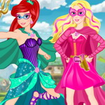 Disney Super Princess 1