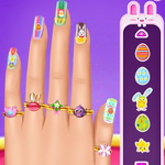 Easter Nails Designer