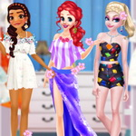 Princesses 2018 Summer Fashion