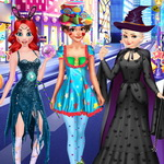 Princesses April Fools Day Dress