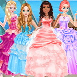 Princesses Cruise Ball