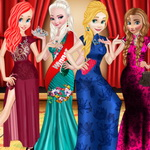 Princesses Fashion Competition